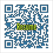 QR code for Stephen's Resume